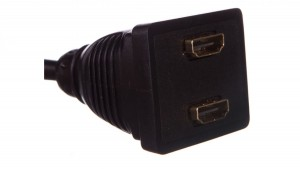 Adapter HDMI - 2xHDMI 68784